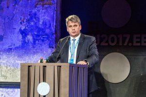Ambassador Jaan Reinhold